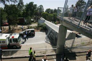 Maitland bridge collapse: companies find under chain of responsibility legislation.